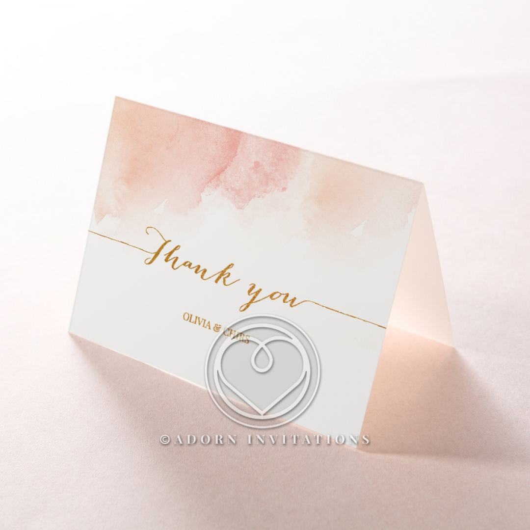 blushing-rouge-with-foil-wedding-stationery-thank-you-card-DY116124-TR-MG