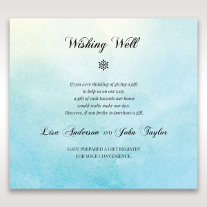 Wishing Well Cards For Your Stationery Set